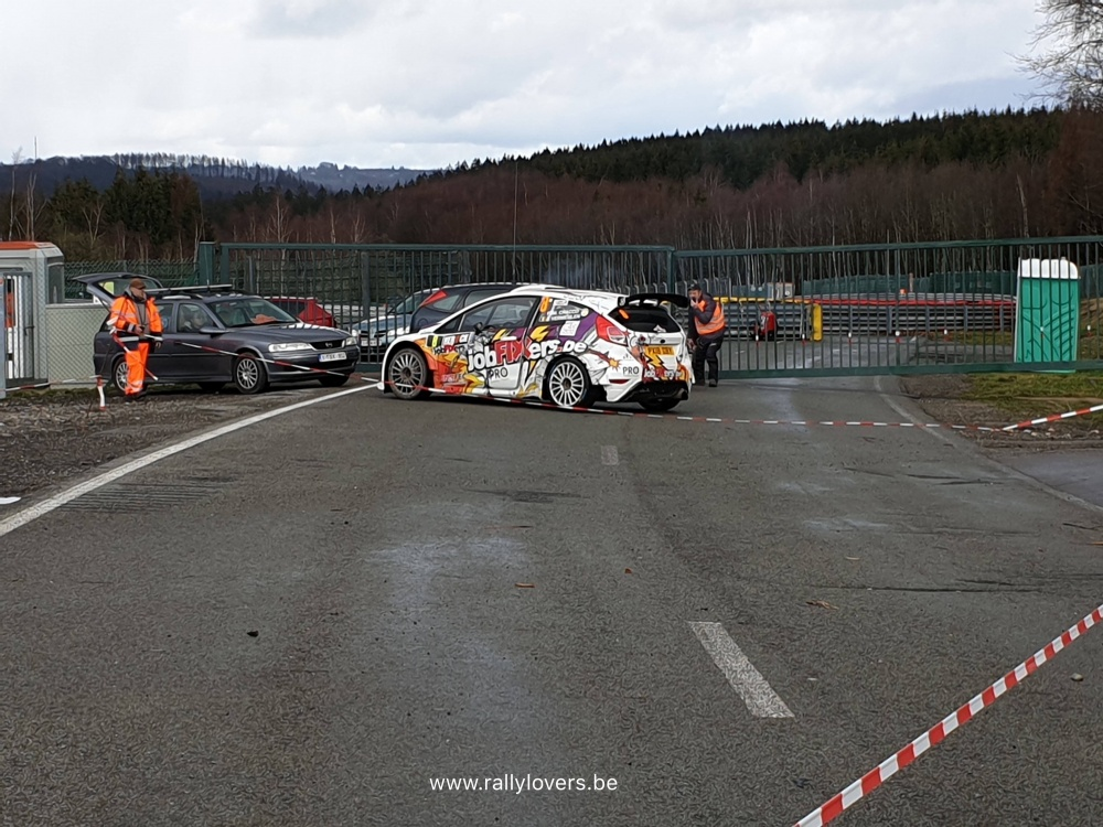 Spa Rally - rallylovers.be