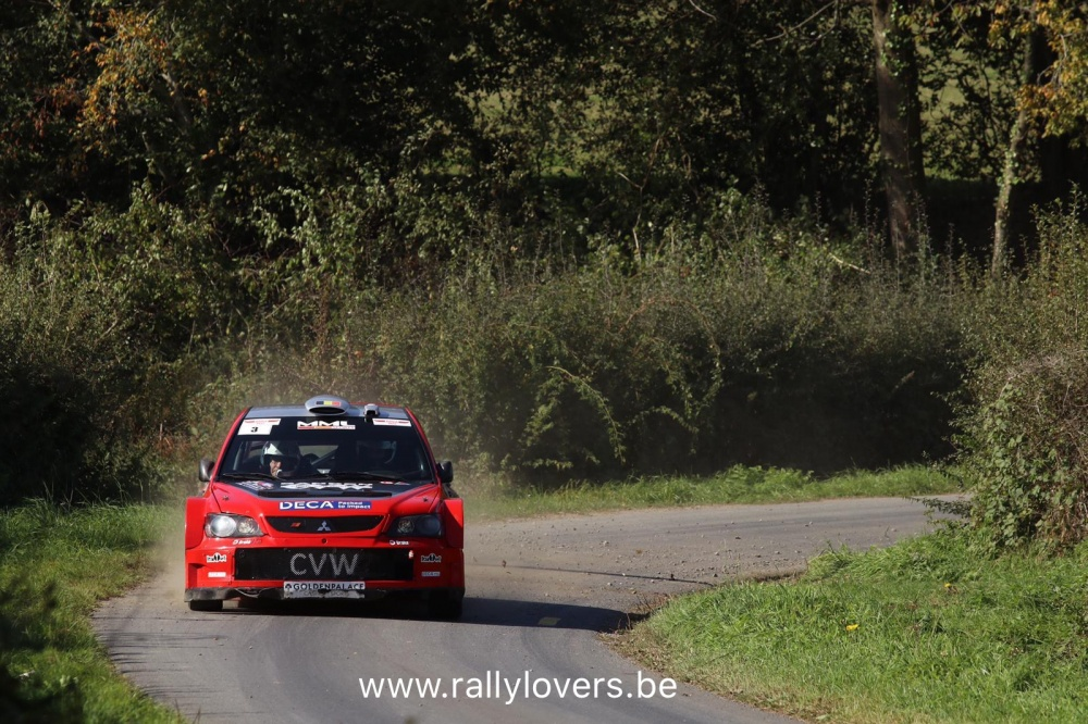 East Belgian Rally - rallylovers.be