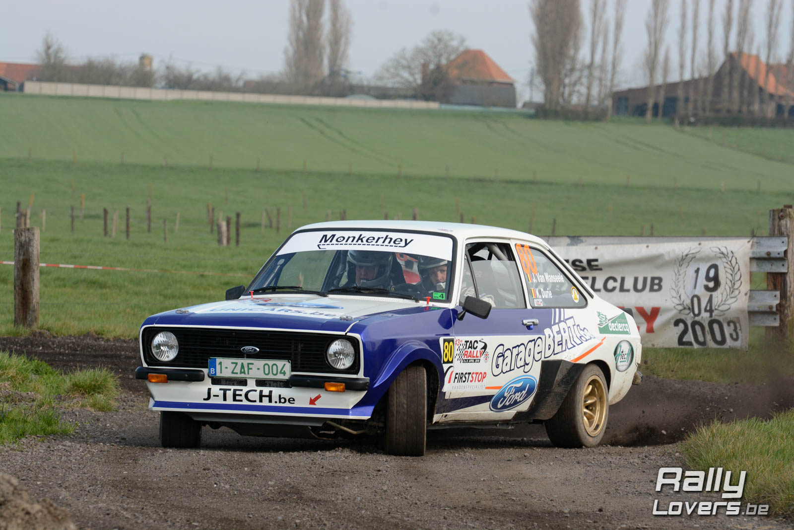 TAC Rally - Pinto Cup zet strijd verder
