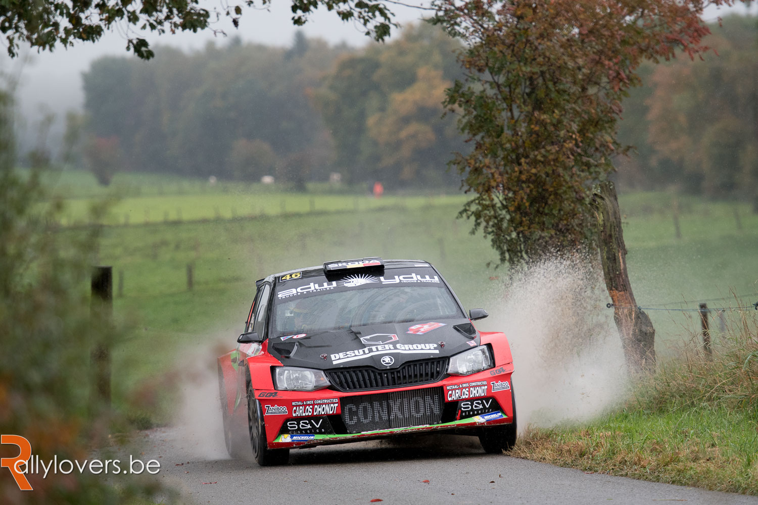 Preview - Condroz Rally - Vincent Verschueren