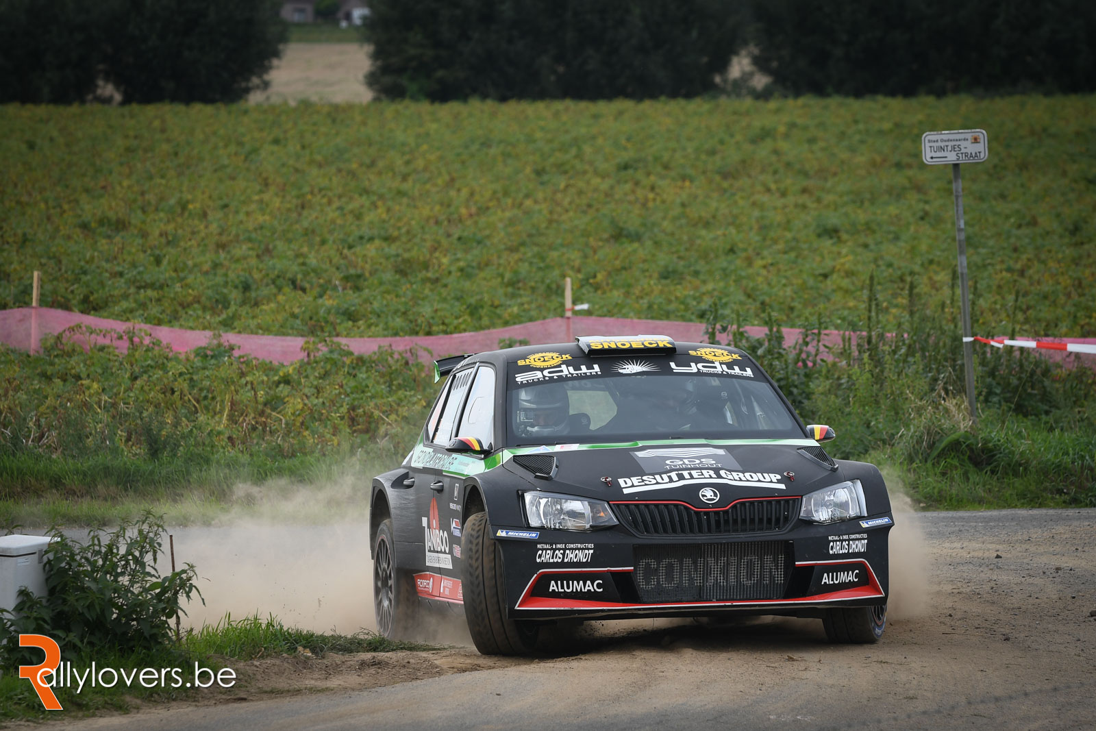 Preview - East Belgian Rally - Vincent Verschueren