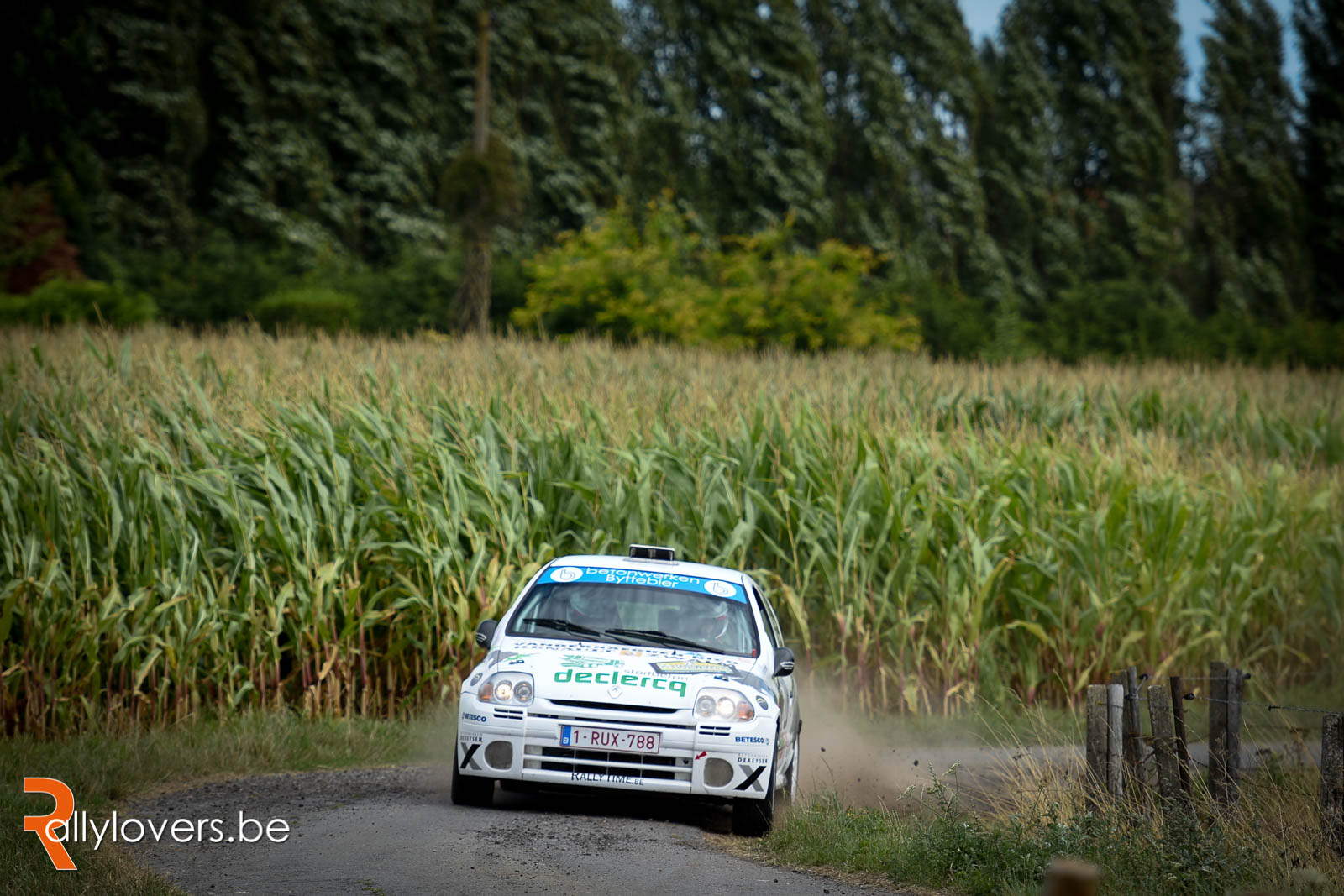 Hemicuda Rally - 4de manche Clio 2 Cup Rally Challenge