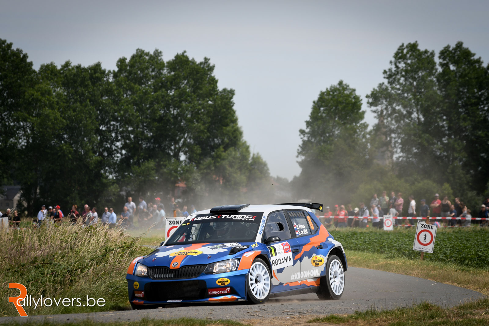 Preview - East Belgian Rally - Hermen Kobus