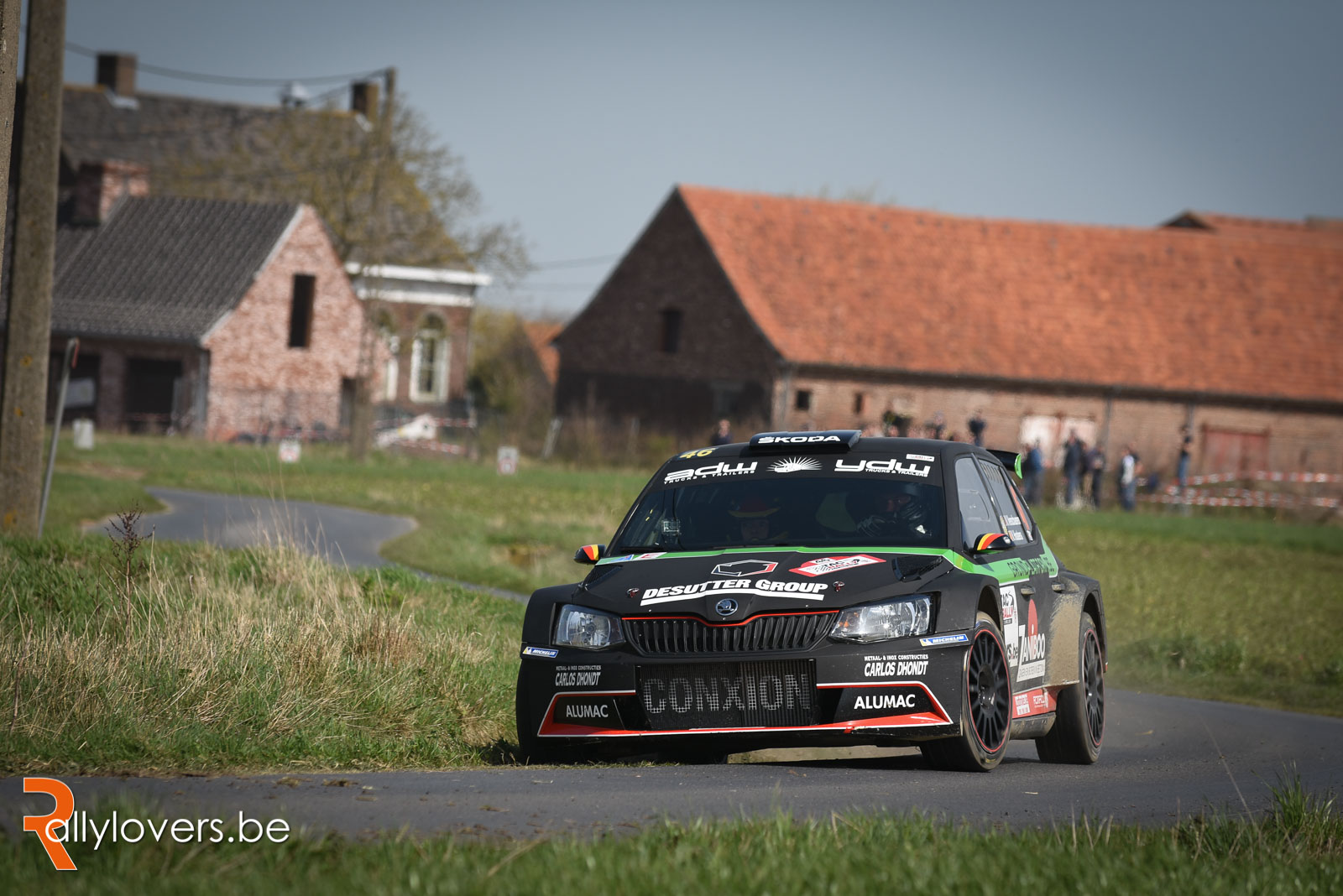 Preview - Rallye de Wallonie - Vincent Verschueren`
