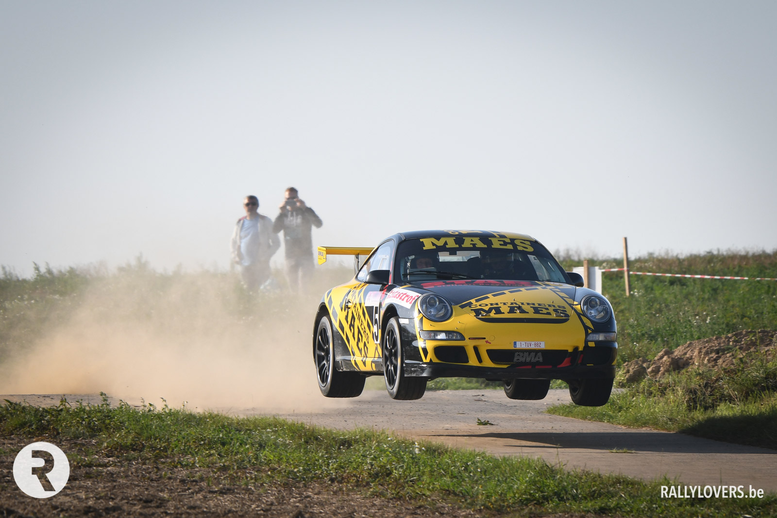 Preview - East Belgian Rally - Patrick Snijers