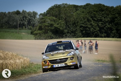 Renties Ypres Rally - dag 2