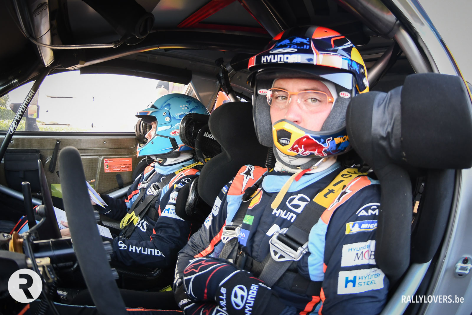 Thierry Neuville wint Ypres Rally Masters