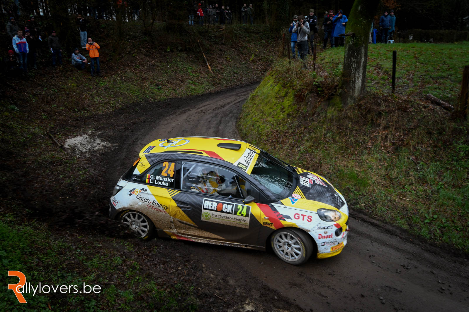 TAC - Pirelli Junior BRC - Concurrentie is de beste leerschool