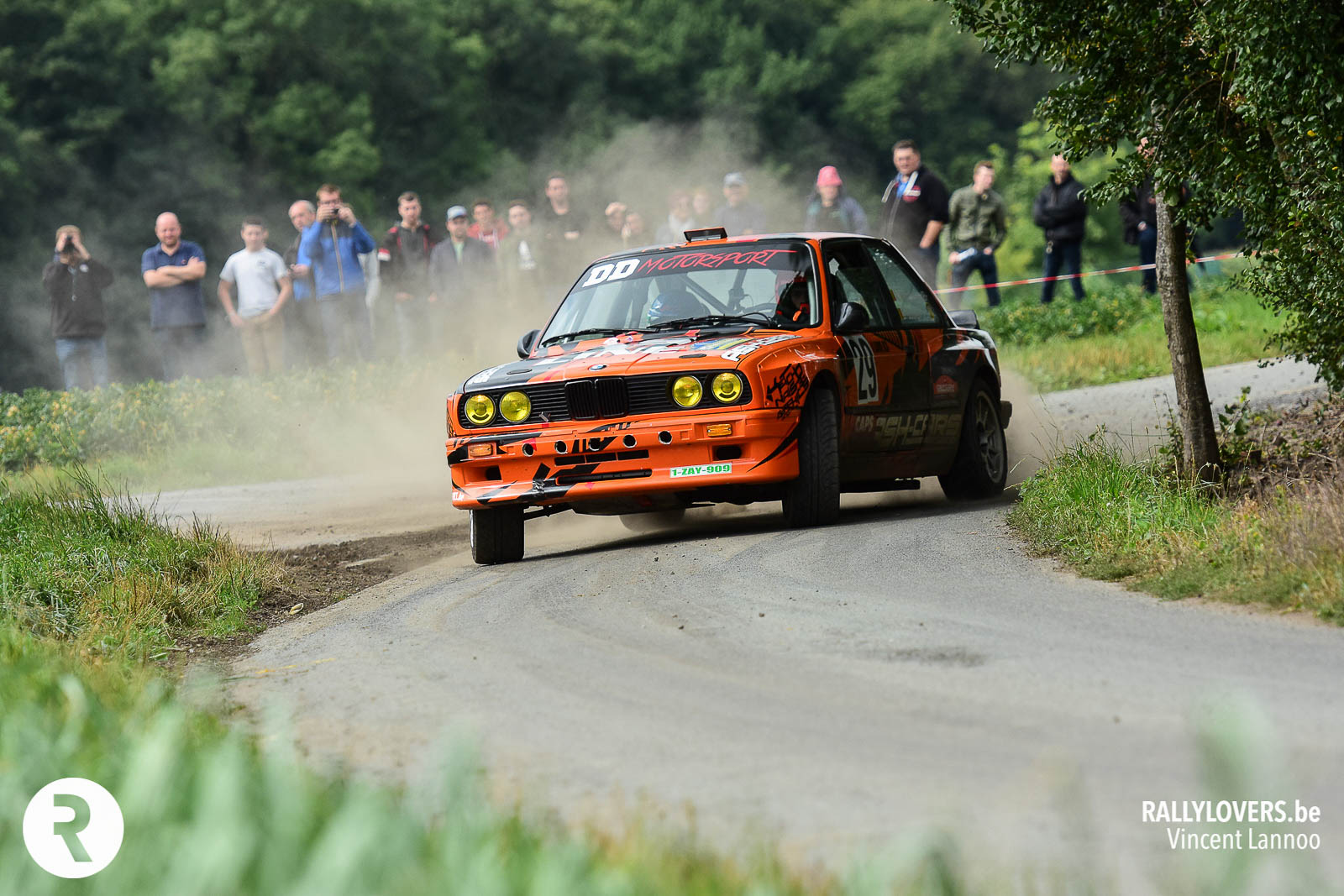 Wedstrijdverslag - Rally van Staden - Ashley Vercruysse