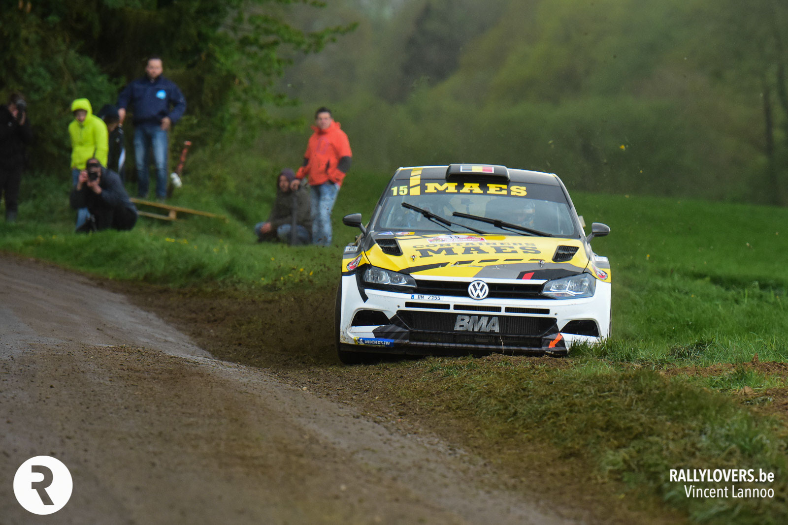 Preview - Sezoensrally - Patrick Snijers