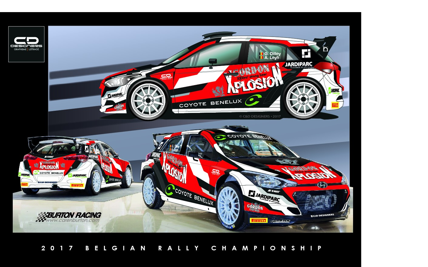 Preview - Ypres Rally - Guillaume Dilley
