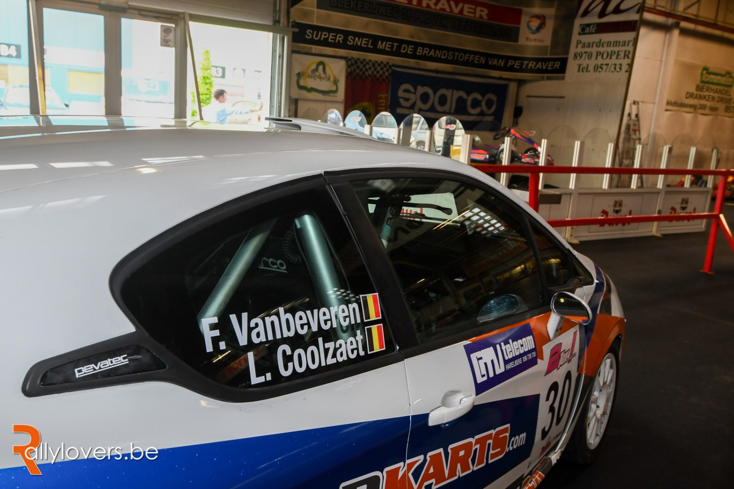 Voorstelling 208 R2 Freek Vanbeveren - Lesly Coolzaet