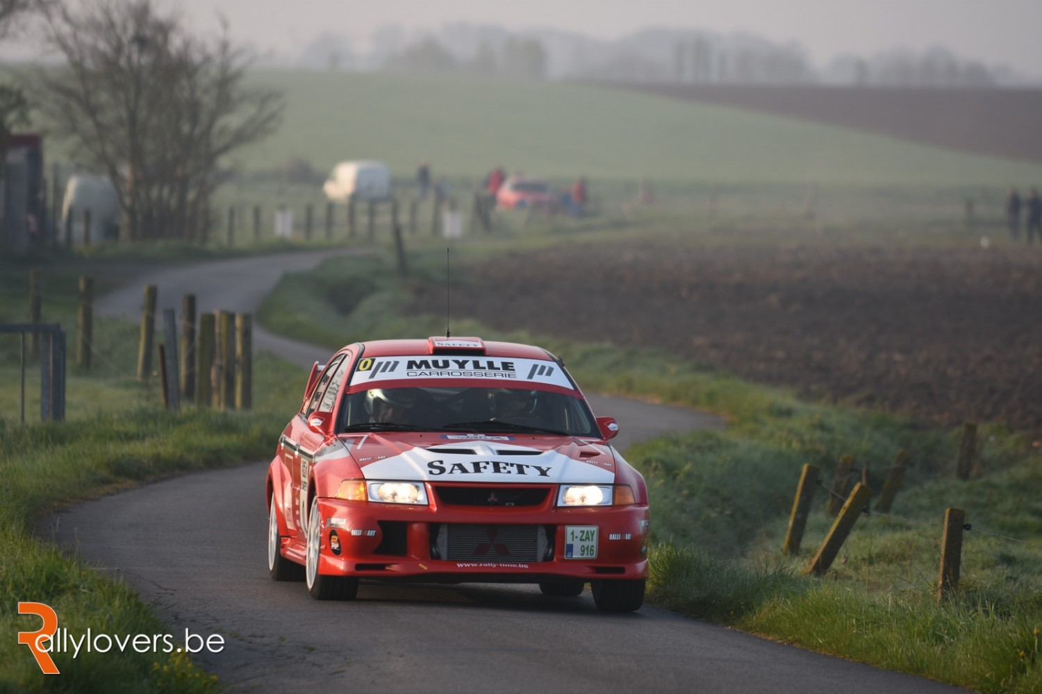 Preview - East Belgian Rally - ED Rallyteam