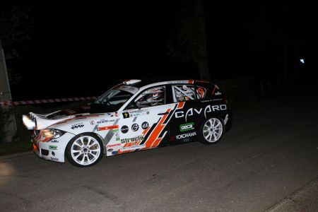 Preview Condroz Rally: Chris Van Woensel