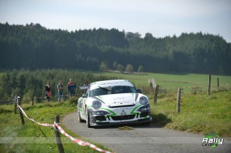 Patrick Snijers wint East Belgian Rally