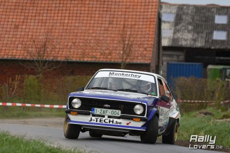 TAC Rally - Ford Pinto Cup