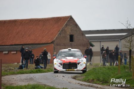 Preview - Rally de Wallonie - Citroën Belux Junior Team
