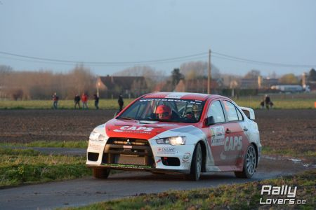 Preview - Kenotek Ypres Rally - Bert Coene